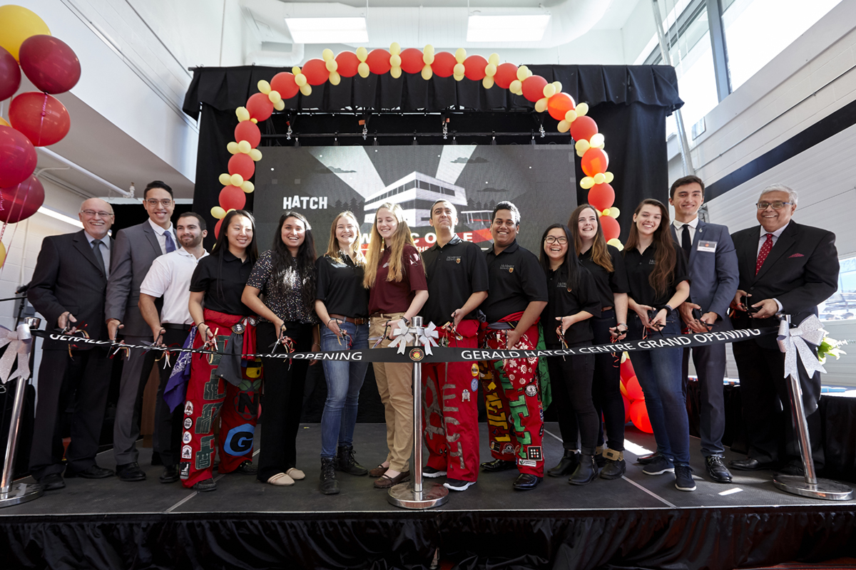 McMaster University's Faculty of Engineering opens new student centre dedicated to hands-on learning