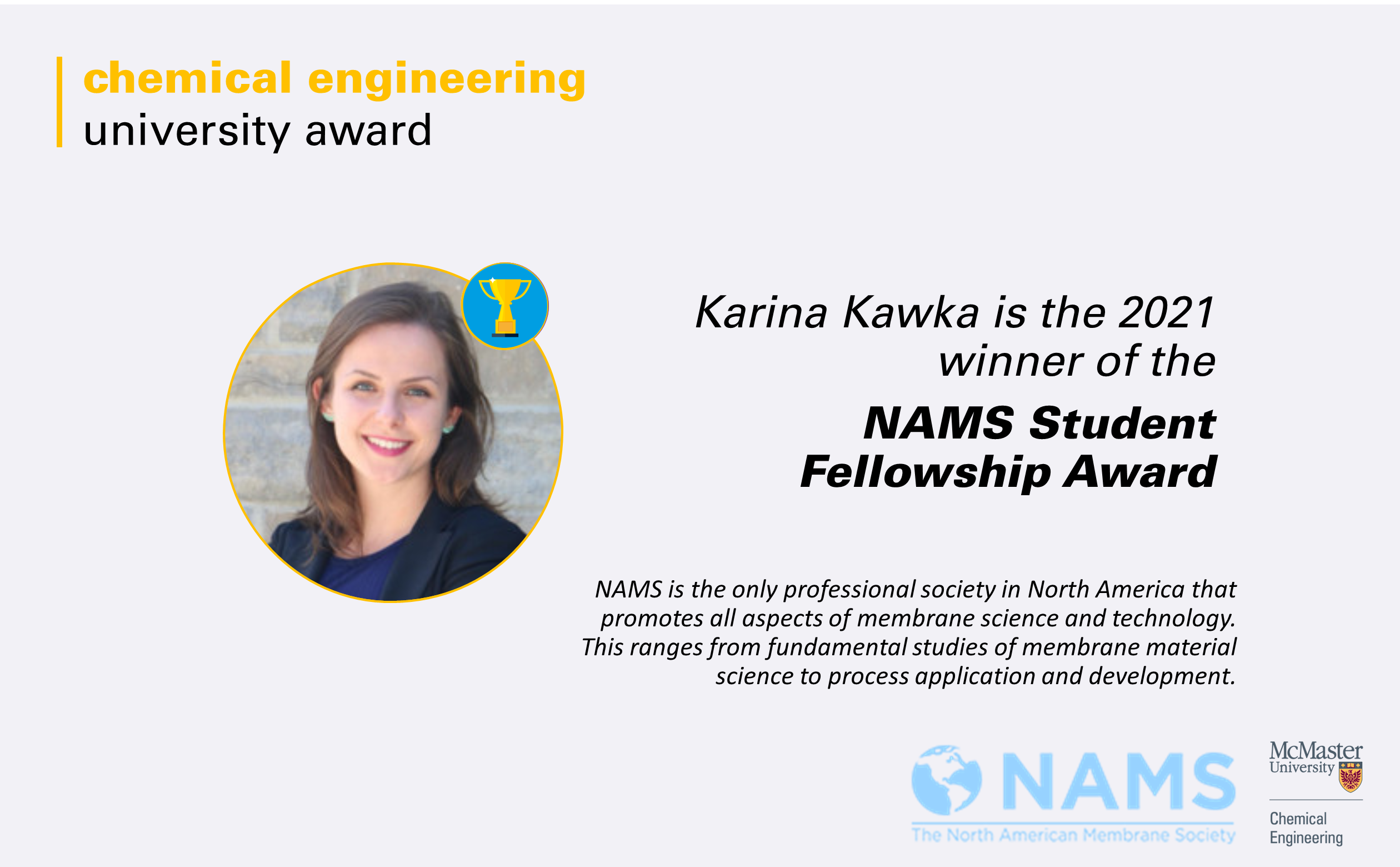NAMS Student Fellowship Awards