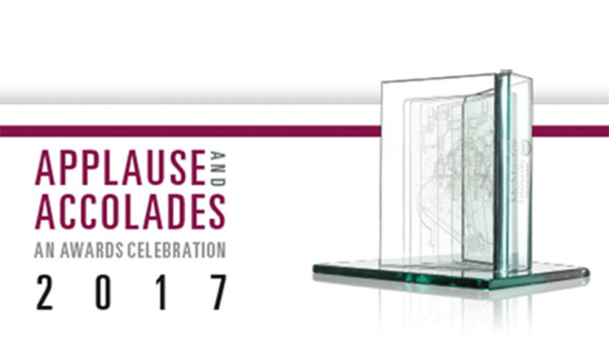 Applause and Accolades Awards 2017
