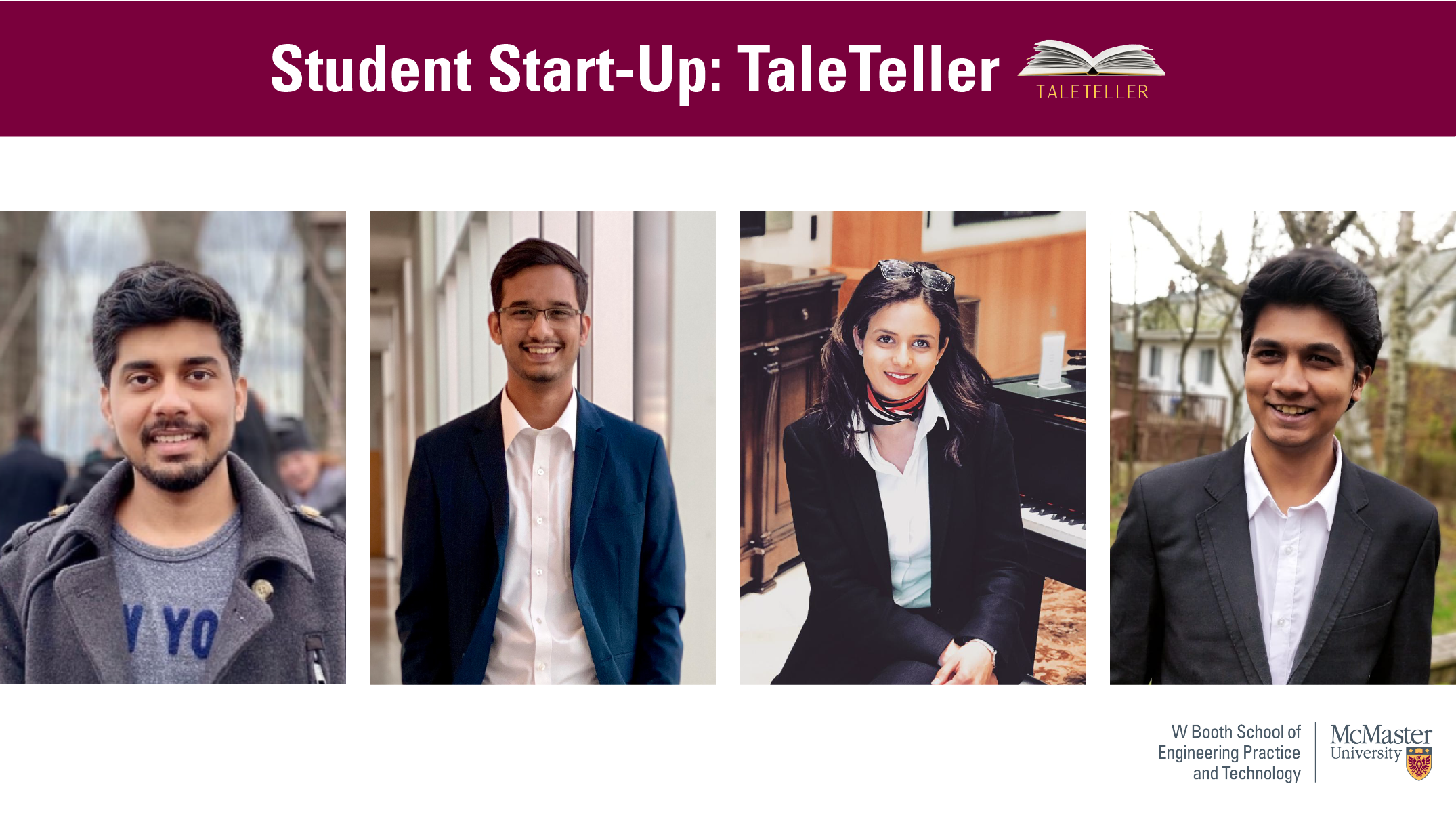 Student startup TaleTeller aims to connect families through their stories