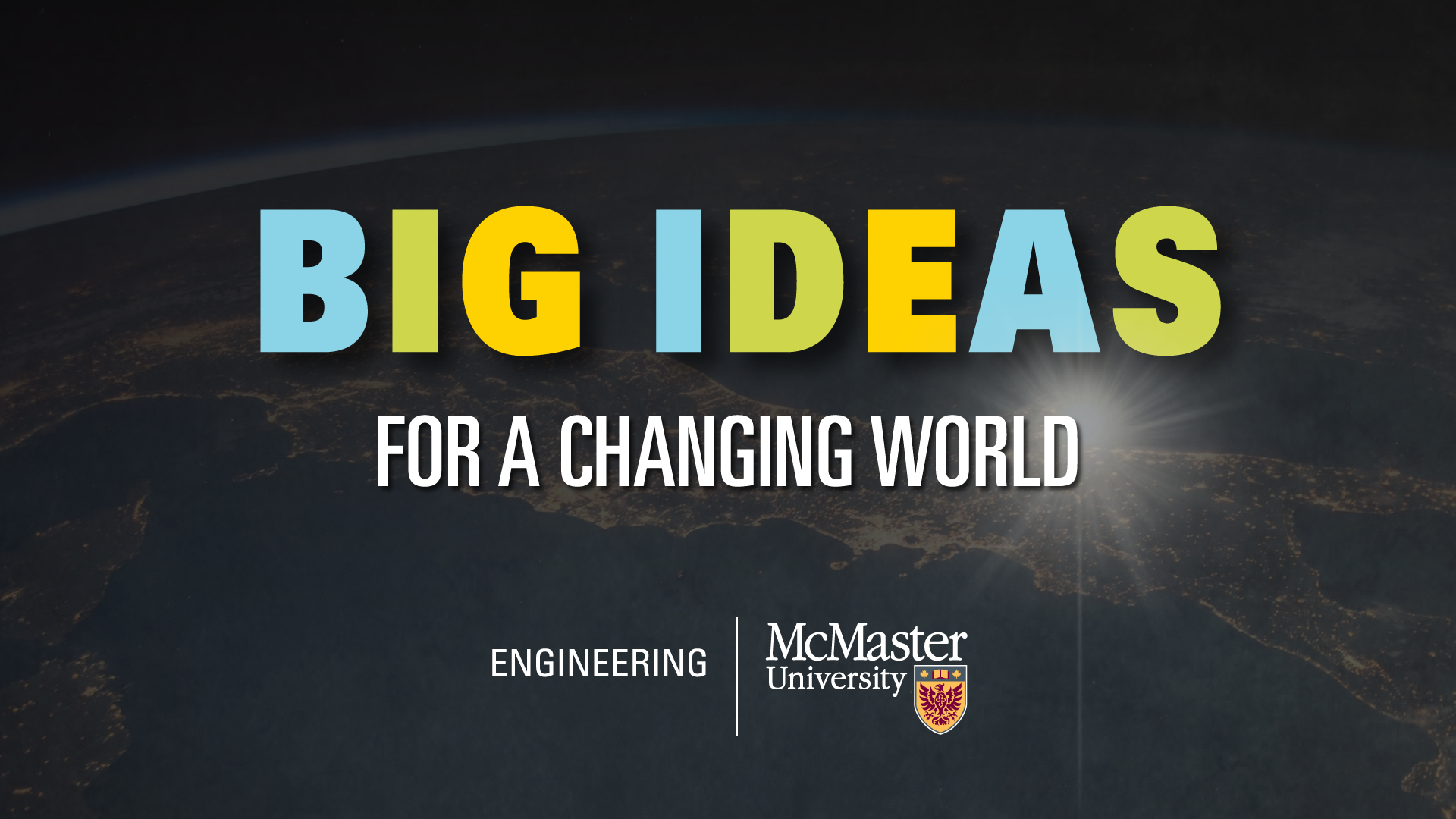 McMaster Engineering launches podcast on innovation during COVID-19