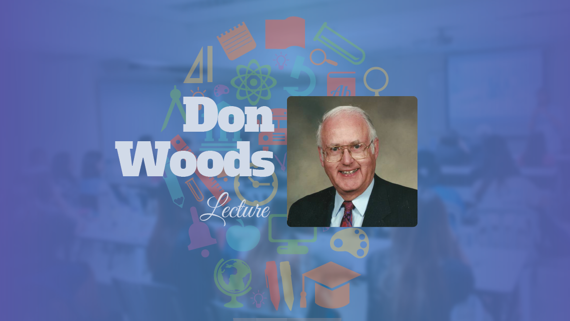 Don Woods Lecture Series