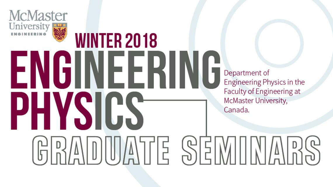 Graduate Seminars, Winter 2018