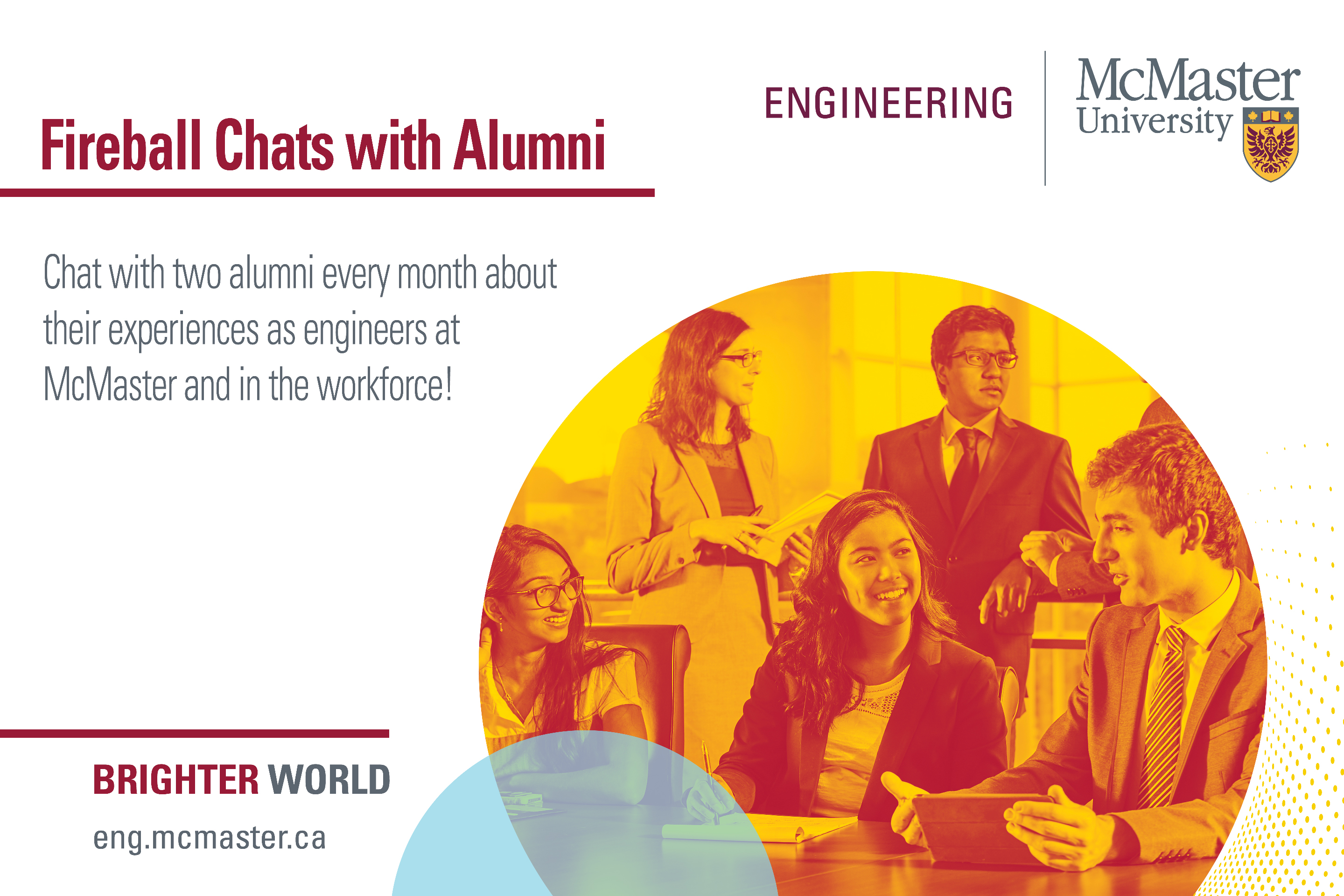 Fireball Chats with Alumni - September 2018