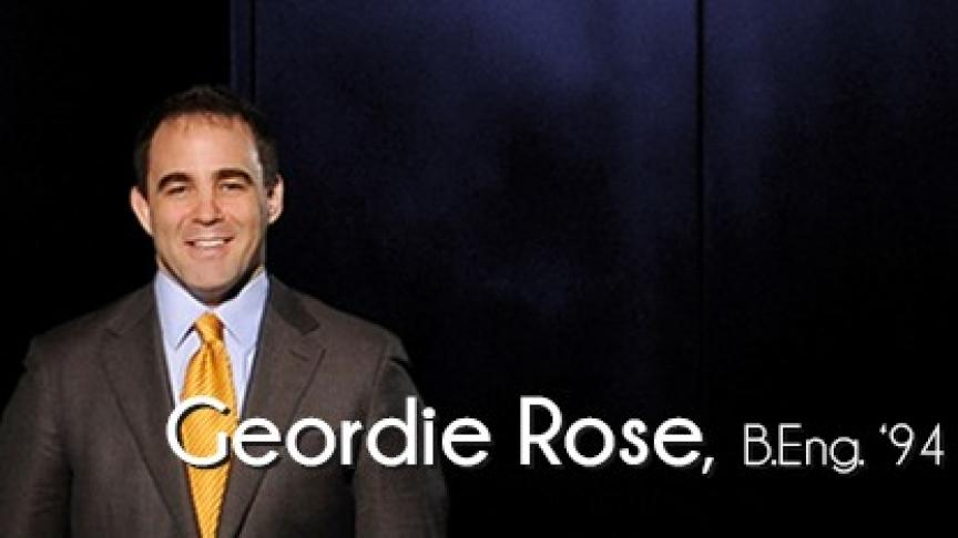 Geordie Rose (Click for more information!)