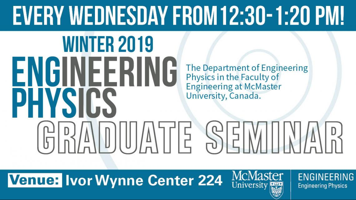 Graduate Seminars, Winter 2019