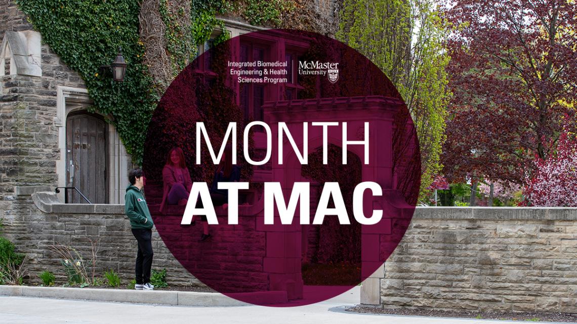 Month at Mac