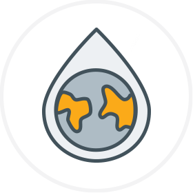Water Security under Climate Change  Logo