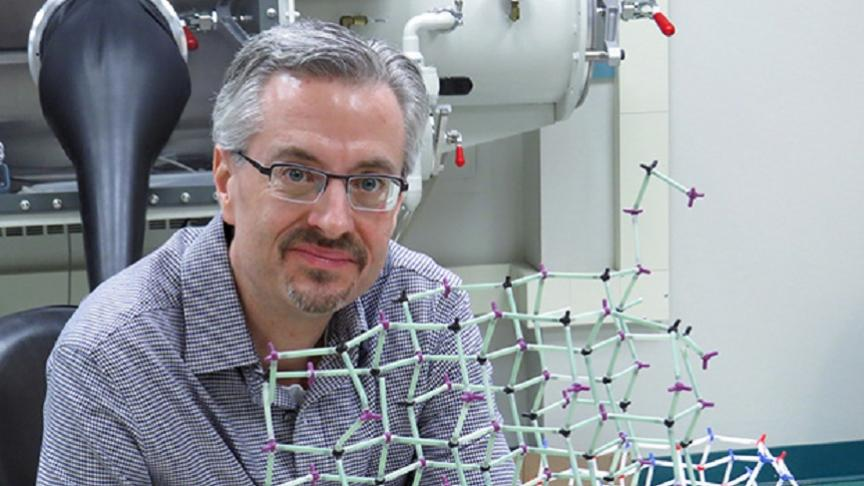 Eng Phys' Chair One of Two Researchers Across Canada to Acquire Two Grants from NSERC