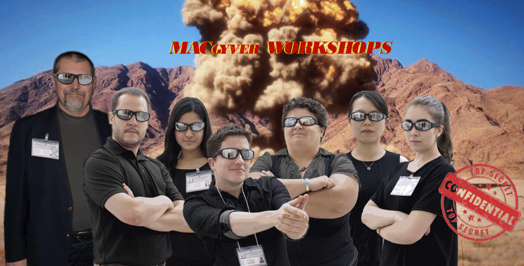 MACgyver Workshops