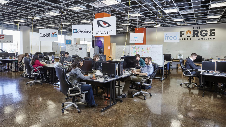 Entrepreneurship: Driving a culture of innovation