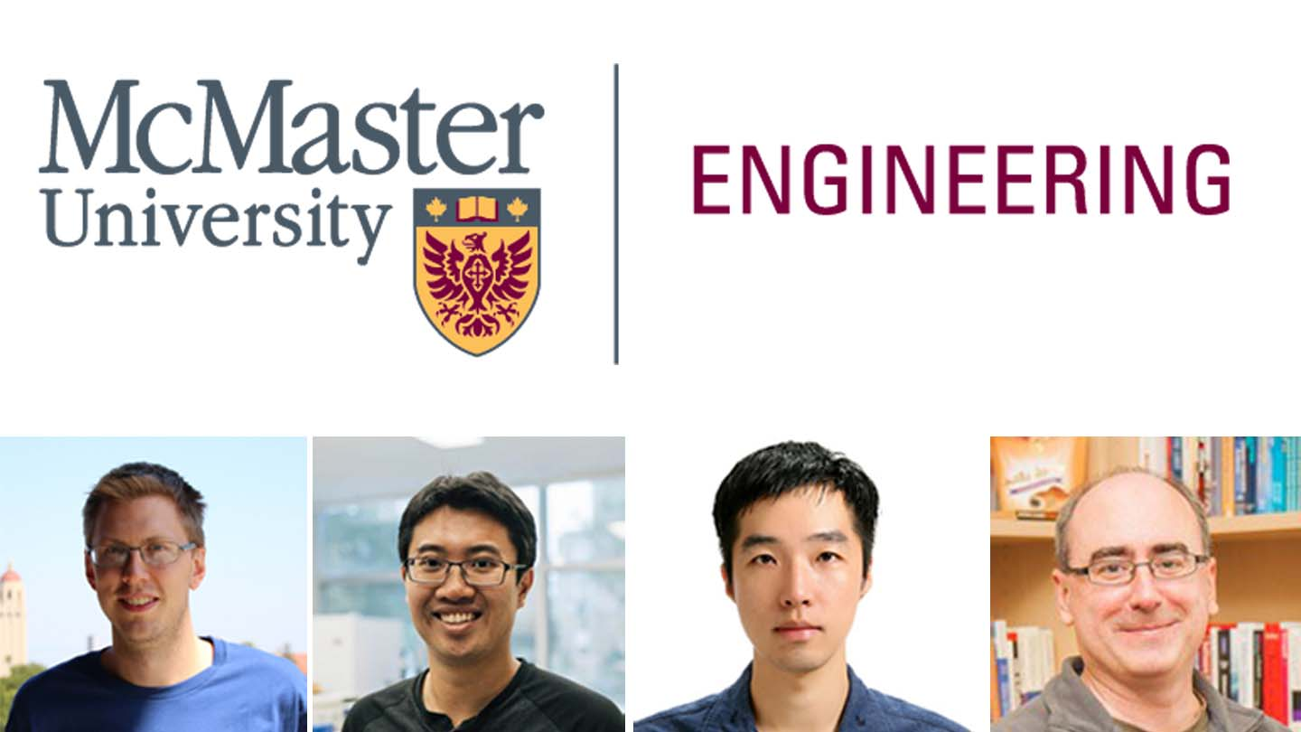 McMaster Engineering announces new faculty appointments