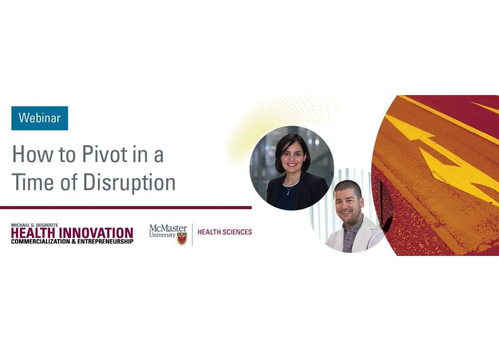 How to Pivot in a Time of Disruption Webinar