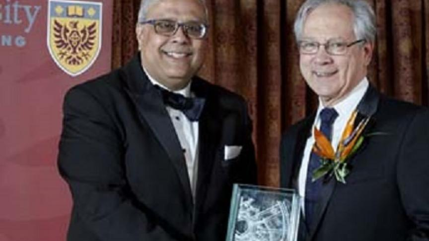 McMaster University Faculty of Engineering Leadership Award