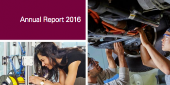McMaster Engineering Annual Report 2016