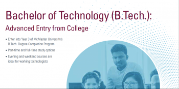 Bachelor of Technology (Degree Completion Program)