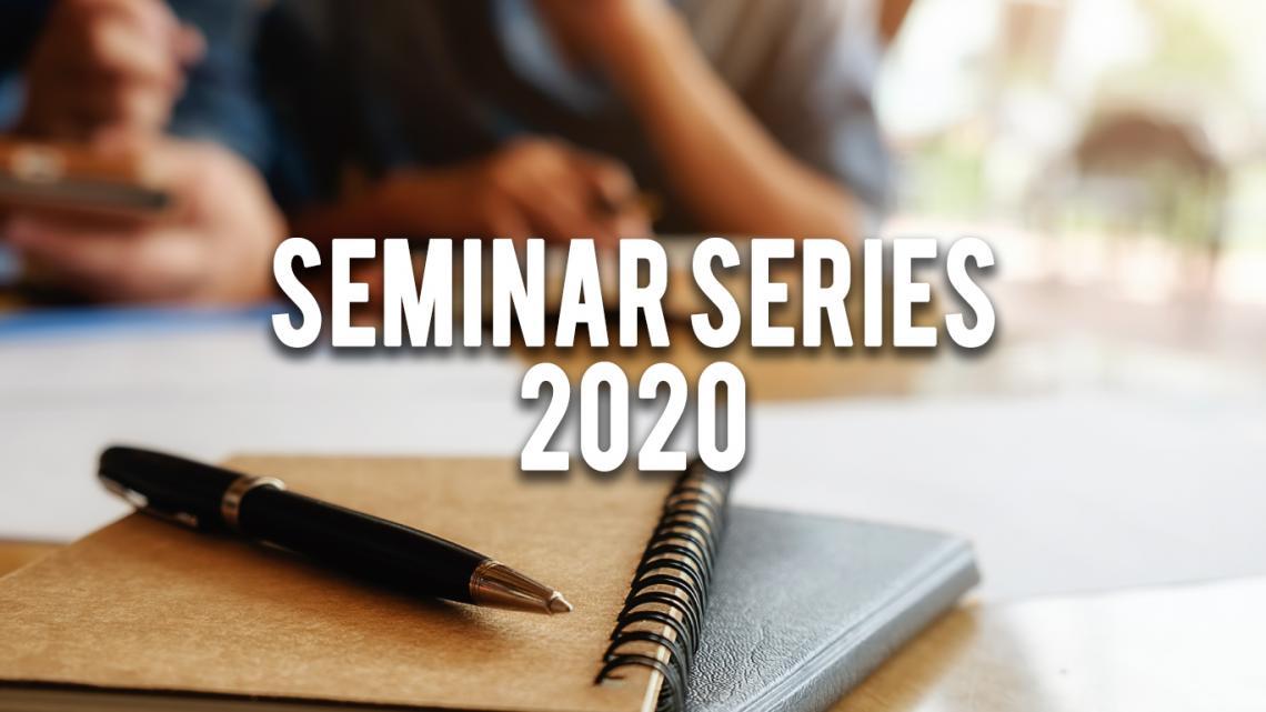 Seminar Series 2020