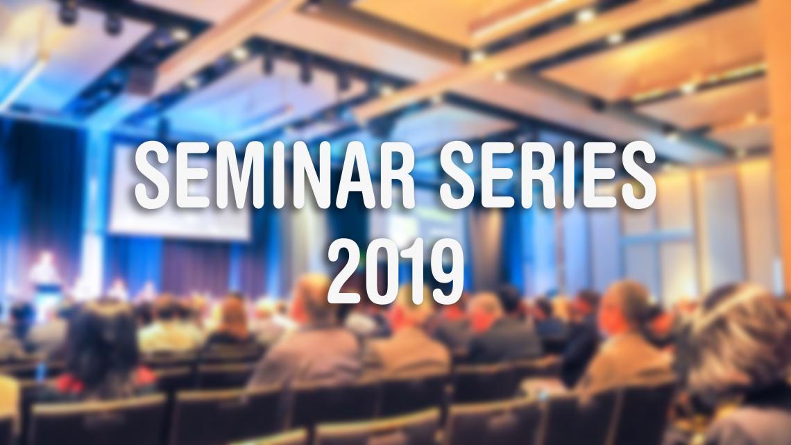 Seminar Series 2019