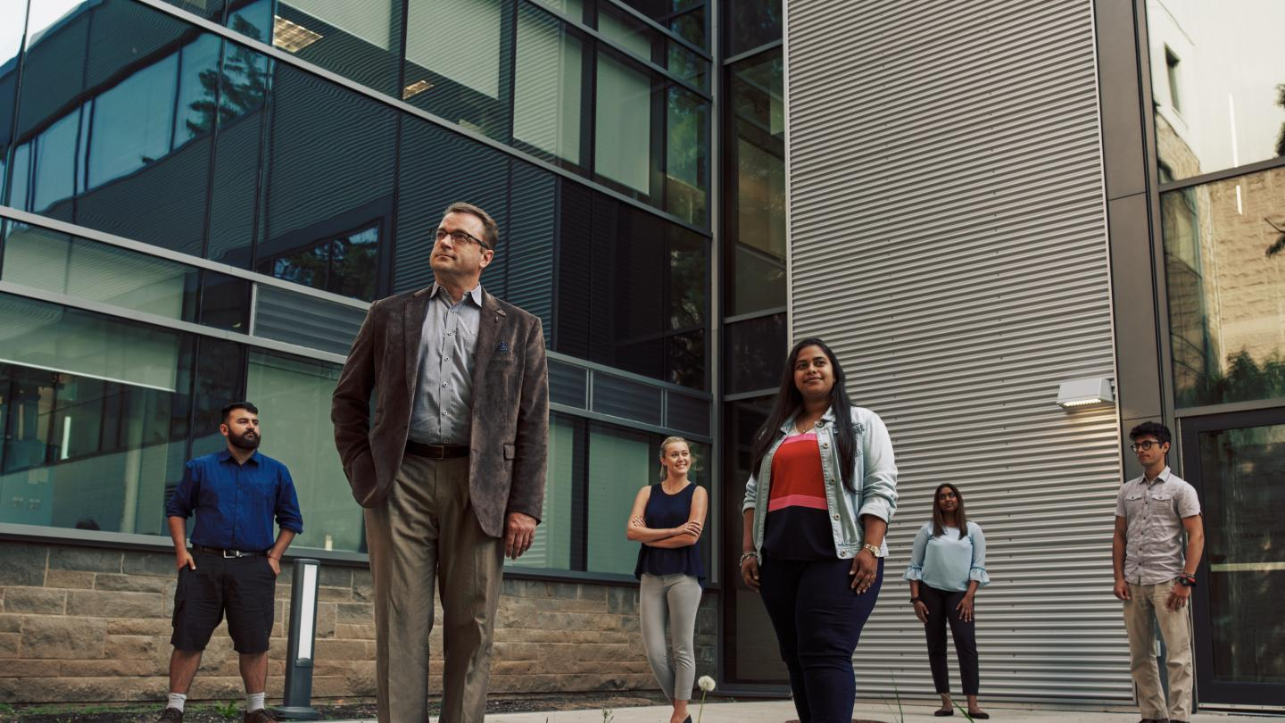 Rising to the challenge: New McMaster Grand Challenges Scholars Program launched