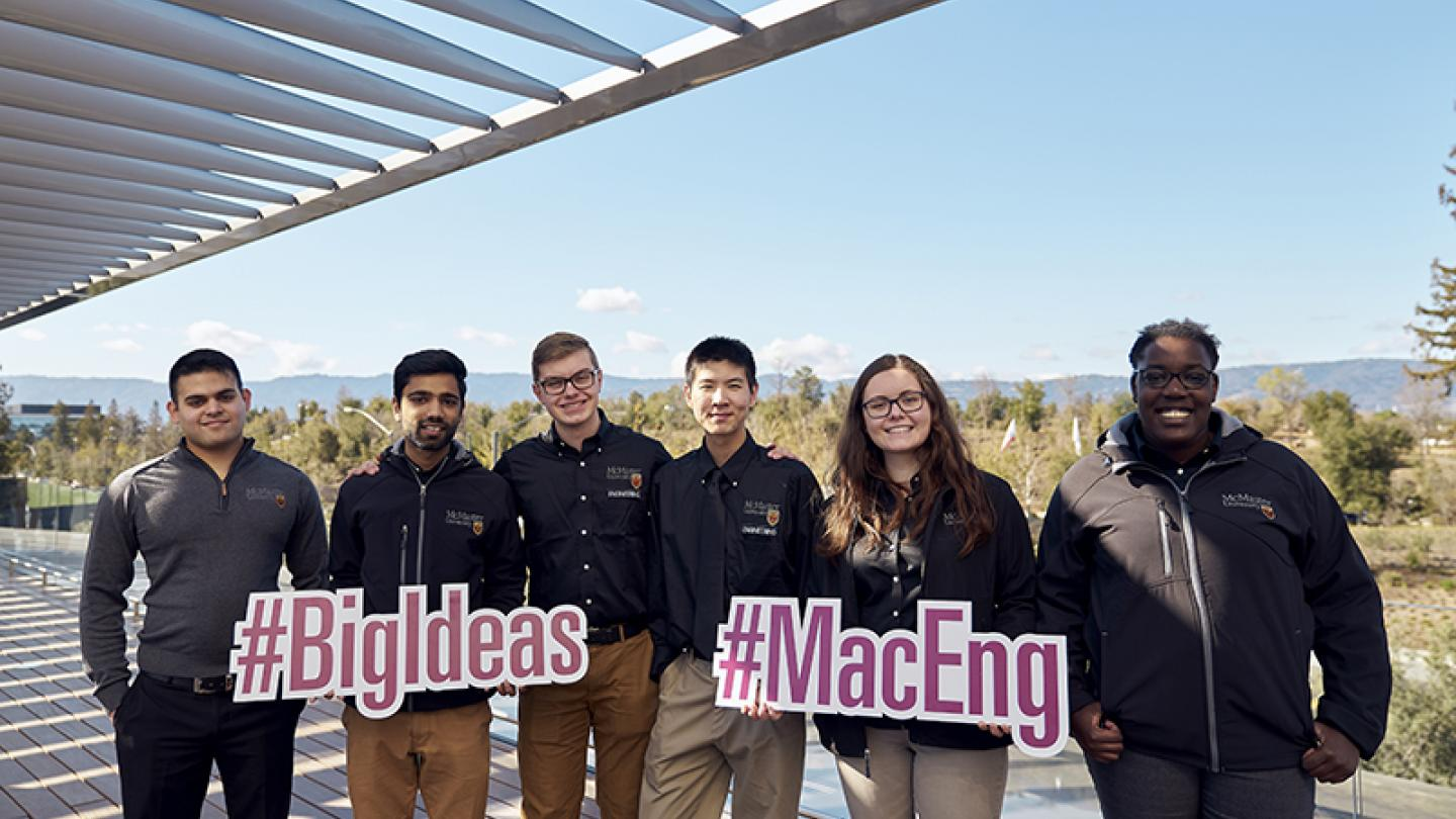 McMaster Engineering Goes West