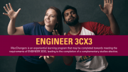 ENGINEER 3CX3 - Experiential Learning in Complementary Studies