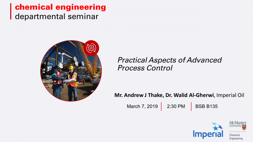 Practical Aspects of Advanced Process Control