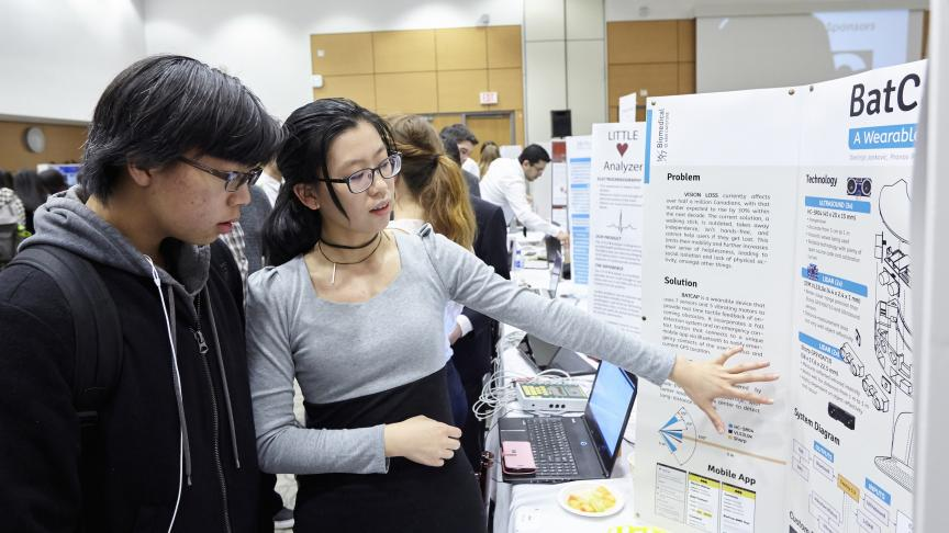 Professors aims to create collaborative capstone projects