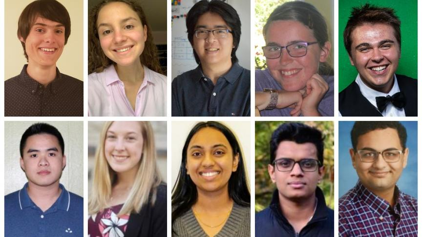 Meet McMaster's 2020 Schulich Leaders