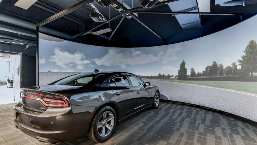 McMaster Automotive Resource Centre adopts STATIC Driving Simulator from VI-grade