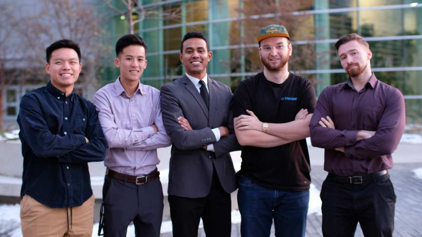 McMaster Engineering startup tuning up for Dragon's Den