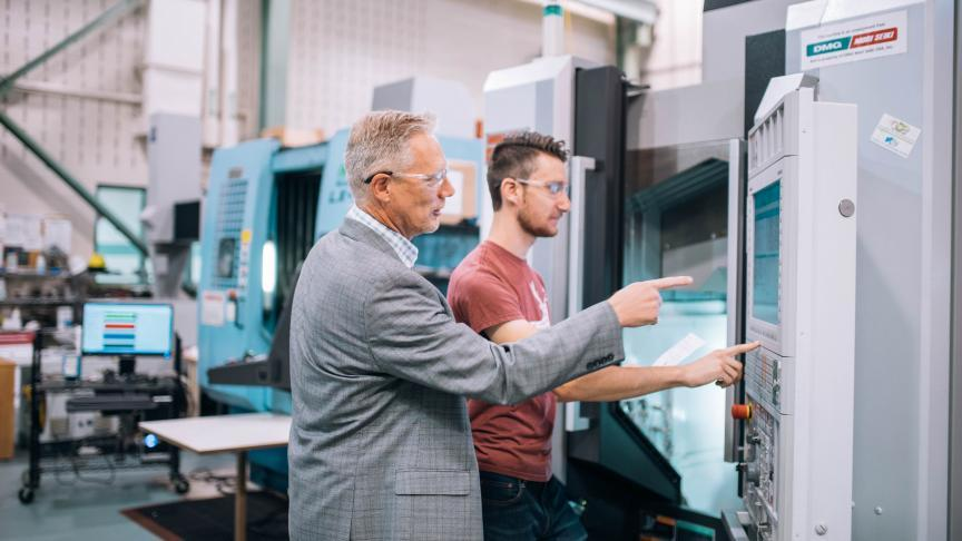 Shaping the Next Generation of Canadian Manufacturing Excellence
