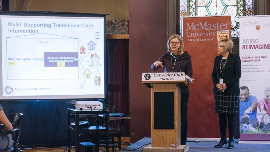 Optimal Aging Event Focuses on Tech Innovation