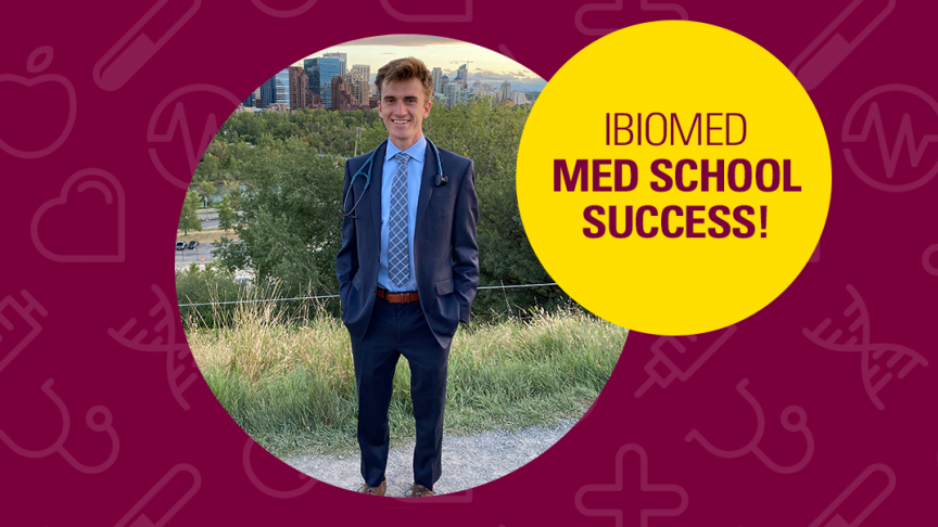 iBioMed HESE Student Shares Med School Success Story