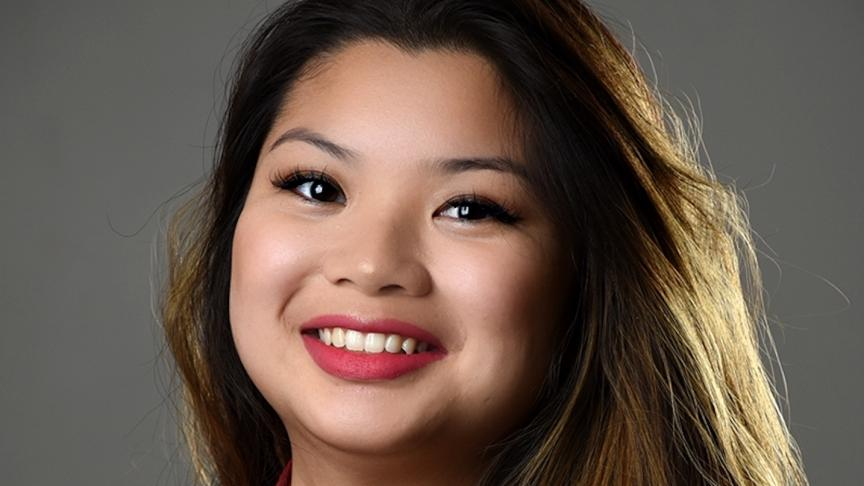 Alyssia Jovellanos to receive the President's Award of Excellence in Student Leadership