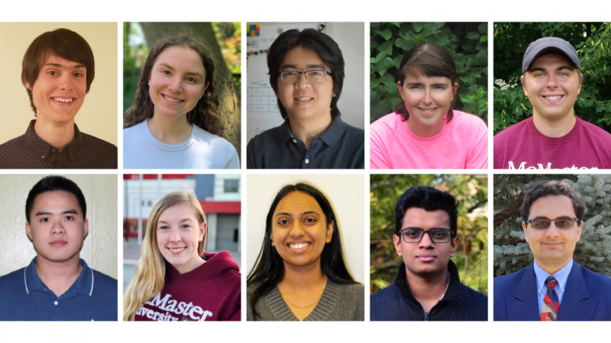 Get to know McMaster's 2020 Schulich Leaders