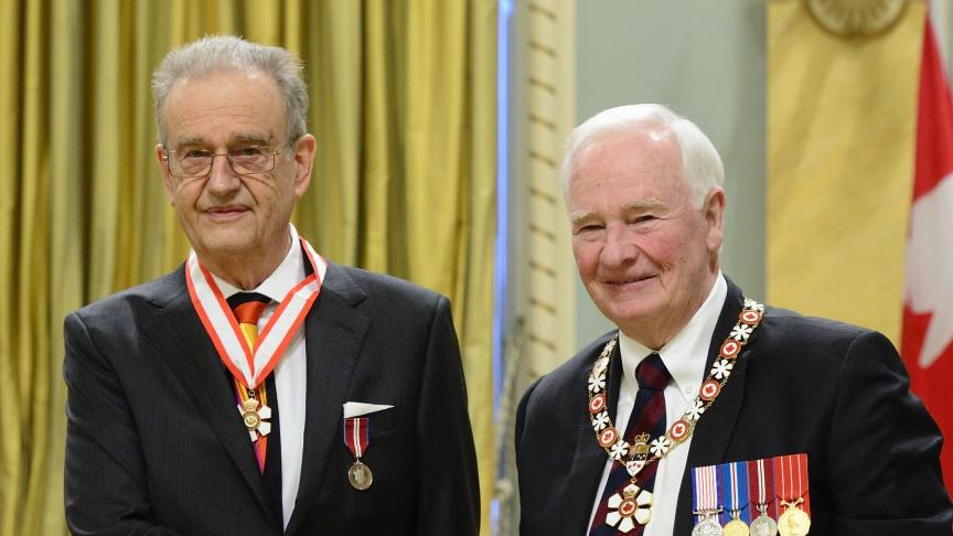Dr. John Bandler appointed Officer of the Order of Canada