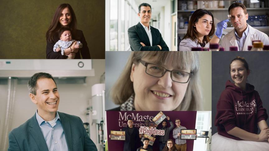 McMaster Engineering's Top 10 Stories of 2018