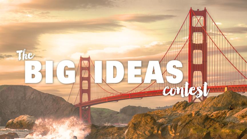 Big Ideas Contest
