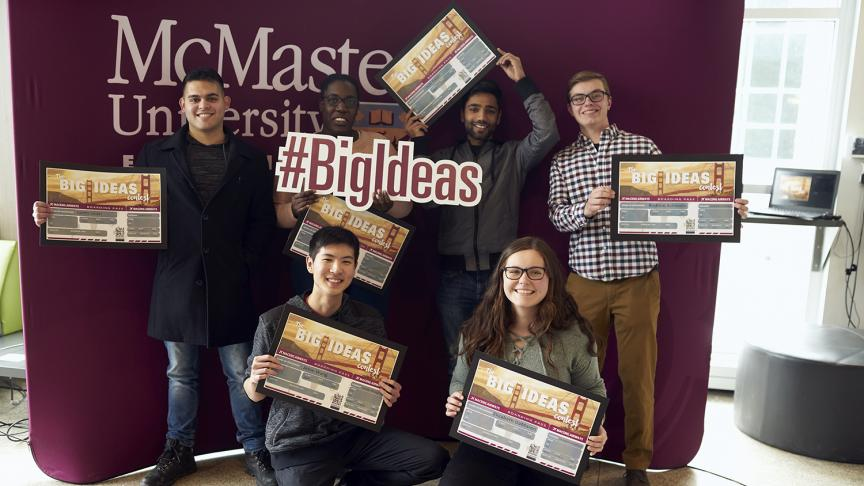 Big Ideas Contest: And the Winners are...