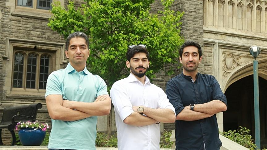 How three Engineering students helped build the Business Out of The Box