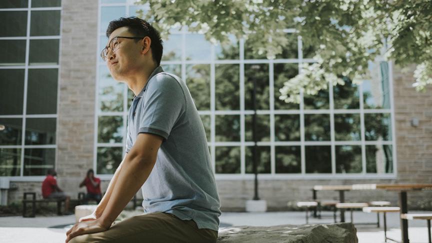Fresh Faces: Boyang Zhang
