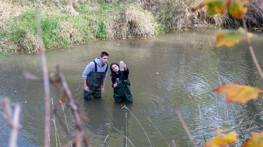 Working with Indigenous communities to improve water quality