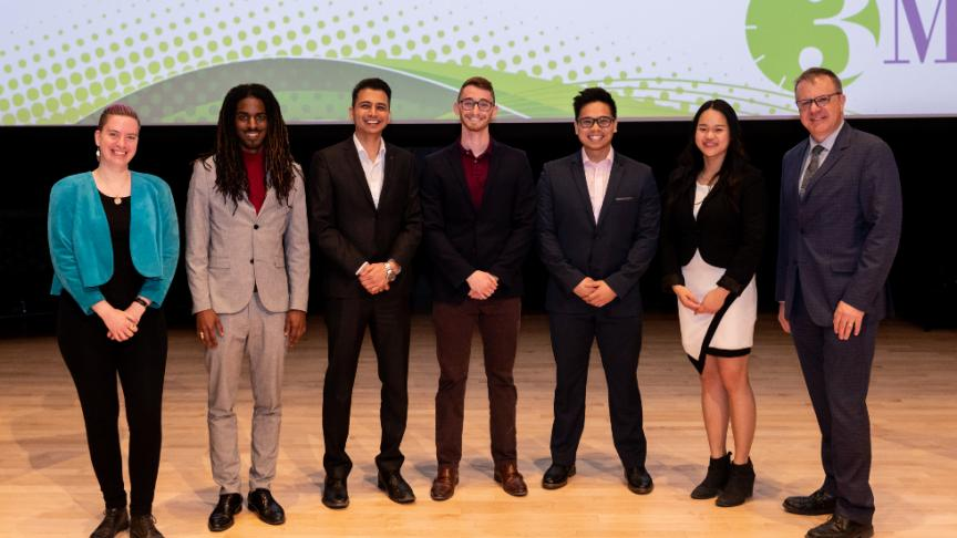 Engineering student wins McMaster Three Minute Thesis