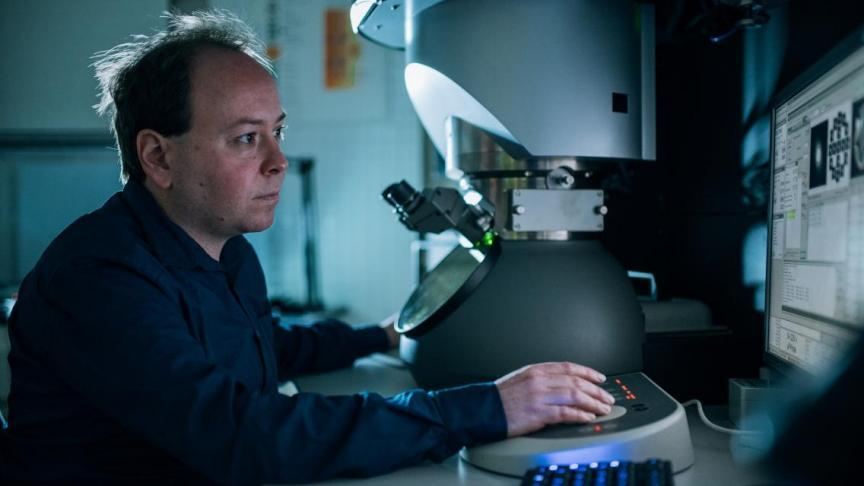 Canadian Centre for Electron Microscopy celebrates a decade of detail