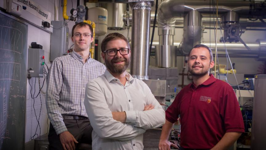 Two McMaster Engineering researchers earn grants to reduce greenhouse gas emissions