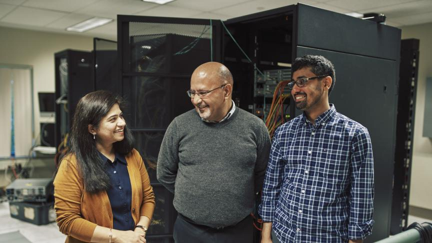 Engineering researchers take a novel approach to cybersecurity