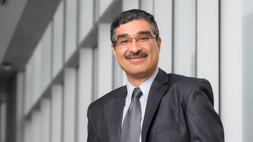 Mohamed Bakr honoured with President's Award for Outstanding Contributions to Teaching and Learning