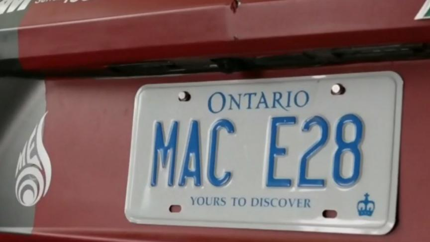 McMaster EcoCAR project featured on CTV news
