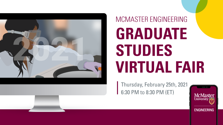 Graduate Studies Virtual Fair 2021