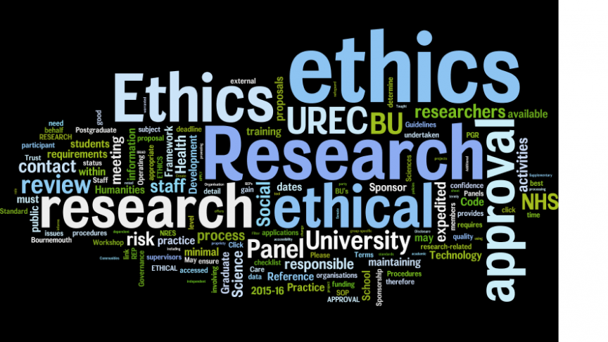 principles of research ethics